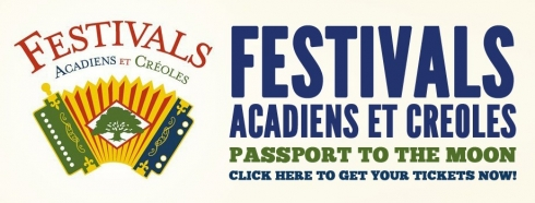 Festivals Acadiens & Créoles Passport To The Moon Giveaway!